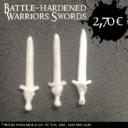 Unreleased BattleHardenedWarriorSwords
