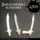 Unreleased DoragongadoScimitars