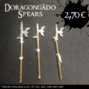 Unreleased DoragongadoSpears
