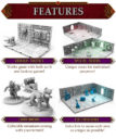 AS ARchon Dungeons & Lasers Plastic Tabletop Scenery 2