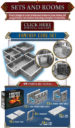 AS ARchon Dungeons & Lasers Plastic Tabletop Scenery 4