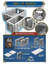 AS ARchon Dungeons & Lasers Plastic Tabletop Scenery 8