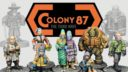 CD Colony 87 The Third Wave Kickstarter 1