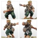 Forge World Middle Earth Strategy Game Personalities Of The Shire™ – Will Whitfoot And Baldo Tulpenny 2