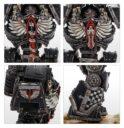 Forge World The Horus Heresy Dark Angels Legion Contemptor Dreadnought 2