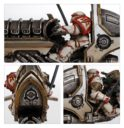 Forge World White Scars Legion Golden Keshig Jetbike 2