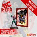 KnightModels DCUniverseBook Preorder