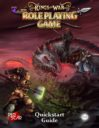 KoW RPG Quickstart Cover
