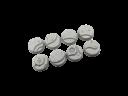 Micro Art Studio Wraithstone Bases Round 32mm (4) 1