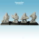 Spellcrow Sasquatches10mm