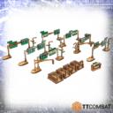 TTCombat CityAccessories