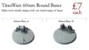 TW Titan Wars Resin Bases 11