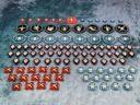 The Art Of War WARCRY Token Set 1