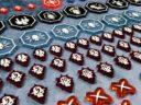 The Art Of War WARCRY Token Set 3