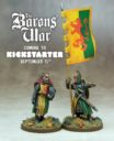 The Barons War Previews 1