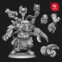 "Artel ""W"" Miniatures Neue Previews 01"