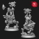 "Artel ""W"" Miniatures Neue Previews 04"