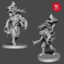 Artel W Miniatures Tattered Brute Preview