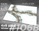 CB Cigar Box Battle Double Sided Battle Mats New Designs 5