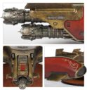 Forge World Legio Custodes Ares Gunship 2