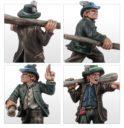 Forge World Middleearth Shirriffs™ Of The Shire™ – Holfoot Bracegirdle And Robin Smallburrow 2