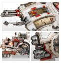 Forge World The Horus Heresy White Scars Legion Kyzagan Assault Speeder 3