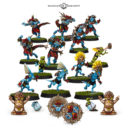 Games Workshop Coming Soon Grym Watchers, Abominable Intelligence, Sporty Saurus And An Action Figure 12