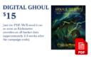 Ghoul Island Kickstarter Pledges 1