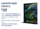 Ghoul Island Kickstarter Pledges 2