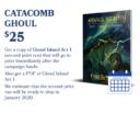Ghoul Island Kickstarter Pledges 3