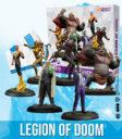 KM LEGION OF DOOM BOX 1