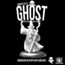 Lucid Ghost DungeonAdventurerWizard
