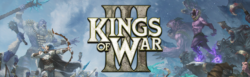 MG Mantic Kings Of War 3 Edition