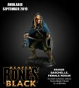 Reaper Miniatures Daschelle, Female Rogue