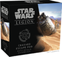 Star Wars Legion Crashed Escape Pod Battlefield Expansion 01