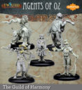 Twisted Agents Of OZ 01