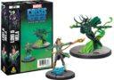 AMG Marvel Crisis Protocol Loki Hela Marvel Crisis Protocol