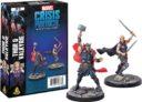 AMG Marvel Crisis Protocol Thor Valkyrie Marvel Crisis Protocol