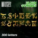 GSW Elven Runes And Symbols 1