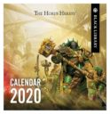 GW Kalender 2020 The Horus Heresy 1