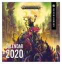 GW Kalender 2020 Warhammer Age Of Sigmar 1