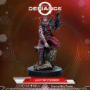 Infinity Defiance Victor Messer