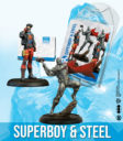 KnightModels Superboy Steel 01