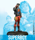 KnightModels Superboy Steel 02