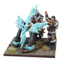 MG Mantic Games Northern Alliance Ice Kin Bolt Thrower