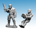 North Star Military Figures Interceptor Pilot