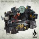 Tabletop Scenics Orc 'Eavy Metal Stage 2