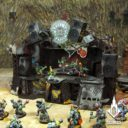 Tabletop Scenics Orc 'Eavy Metal Stage 8