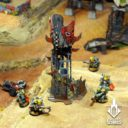 Tabletop Scenics Orc Sentry Post 6