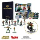 WG Judge Dredd Gold Collection